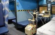 الهند تحول 500 عربة قطار إلى مستشفيات لمواجهة كورونا