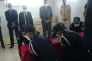 هكذا مرت جنازة مولود أخوية والي أمن طنجة السابق