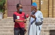 الفنان السلاوي أحمد الناجي يتحدث عن افتتاح المساجد
