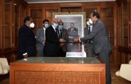 المالكي ورئيس مجلس النواب الليبي يوقعان على اتفاقية للتعاون بين المجلسين