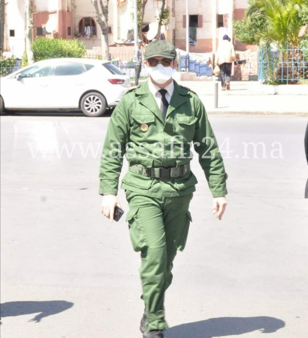 البيضاء.. تقريب الإدارة من المواطن شعار قائد الملحقة الادارية 56 بن مسيك
