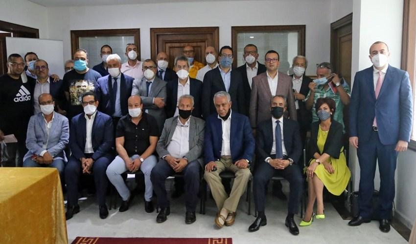الجمعية المغربية للإعلام والنشر تعقد جمعا عام
