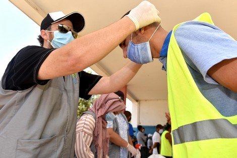 المغرب يسجل 2227 إصابة جديدة مؤكدة بكورونا في 24 ساعة