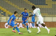 رقم قياسي جديد في مباراة الرجاء الرياضي و تونغيث السنغالي