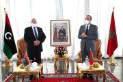 رئيس مجلس النواب الليبي يشيد بجهود الملك محمد السادس لتقريب وجهات النظر بين الليبيين وإيجاد حل للأزمة الليبية