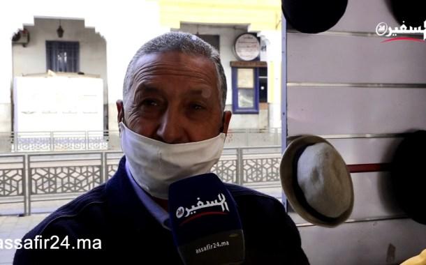 المغاربة.. الى زادت الدولة في البوطة غنرجعو لفاخر حسن لينا