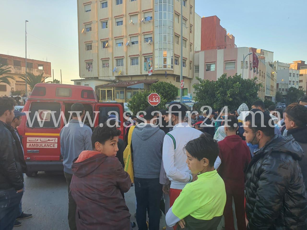 طنجة : محاولة قتل شاب من طرف مبحوث عنه تهز حيسيدي ادريس
