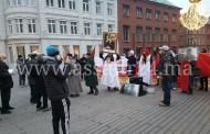مغاربة الدنمارك يفاجؤون مرة أخرى مناصرو