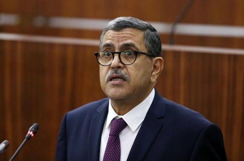 رئيس الوزراء الجزائري يفقد عقله: الكيان الصهيوني على حدودنا والجزائر مستهدفة وعلينا أن نتحد