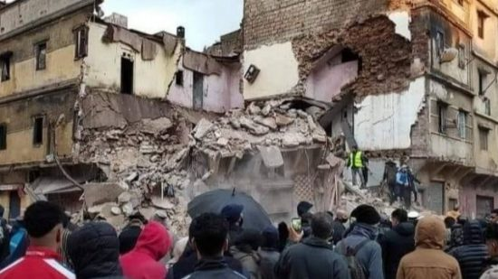 انتشال 3 جثث من تحت منزل انهار بدرب مولاي الشريف