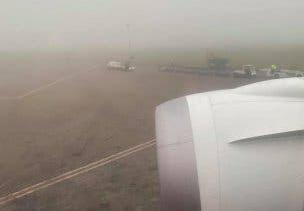 الضباب يحول وجهة طائرات مطار محمد الخامس بالبيضاء صوب مراكش