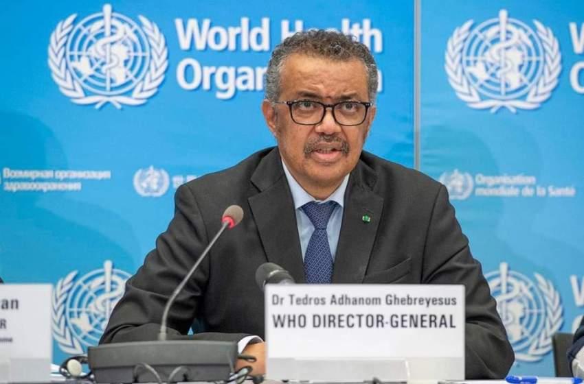 منظمة الصحة العالمية تتوقع بلوغ اصابات كورونا في العالم الى 100 مليون نهاية يناير