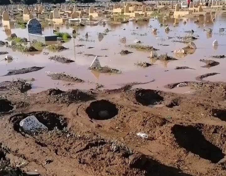 الكازاويون يلبون نداء مقبرة الغفران