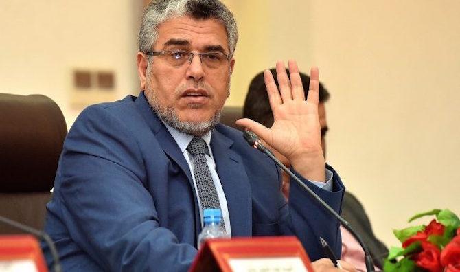 استقالة الوزير الرميد !!!