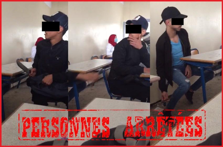 ظهور 3 تلاميذ في فيديو يحملون أسلحة بيضاء.. أمن البيضاء يتدخل ويكشف التفاصيل