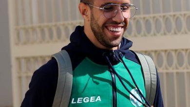 محمد الدويك..يتعاقد رسميا مع نادي شباب المحمدية.