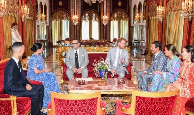 تقرير العائلة الملكية المغربية ضمن أغنى 10 عائلات حاكمة في العالم