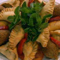 hors d'oeuvres chauds assanabel