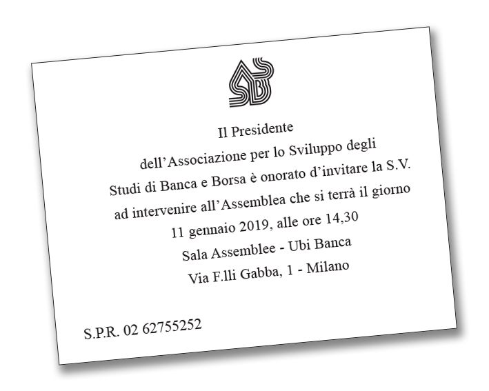 Assemblea  ASSBB
