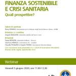 Finanza sostenibile e crisi sanitaria: quali prospettive?