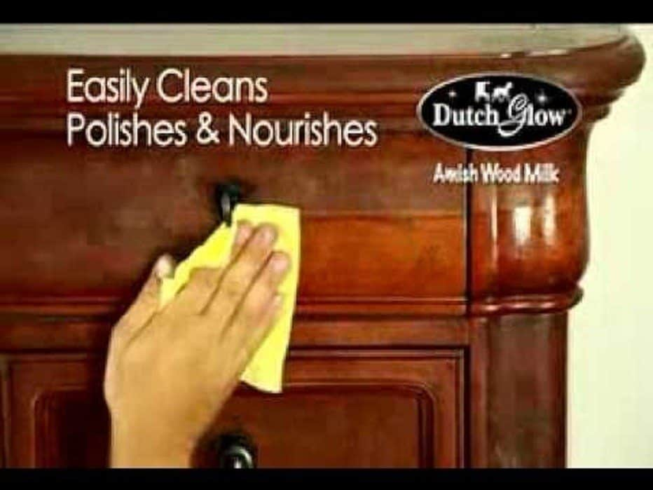 Amish Dutch Glow Furniture Polish And Restorer