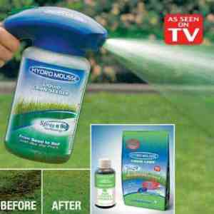 Hydro Mousse Liquid Grass Seed