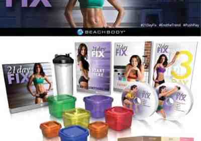 21 Day Fix Weight Loss System