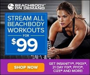 Beachbody On Demand Workout Video