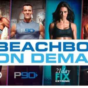 Beachbody Streaming Workouts