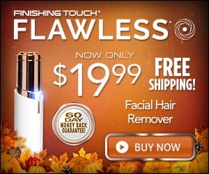 finishing touch flawless free shipping