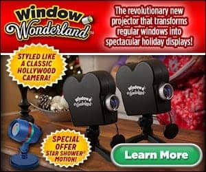 Window Wonderland As Seen On TV