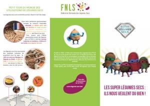 Brochure Super Légumes