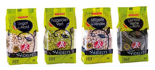Produits Label Rouge Videlys