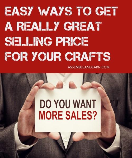 get more sales