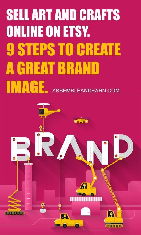 Etsy brand image