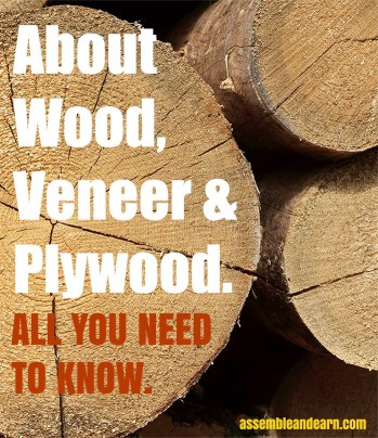 All about wood