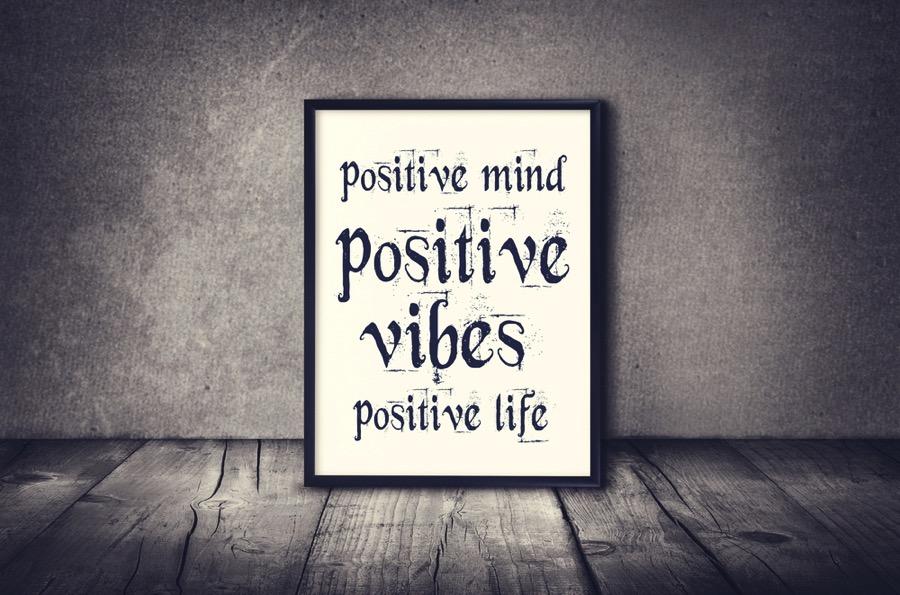 Positive mind