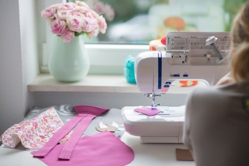 change your sewing machine
