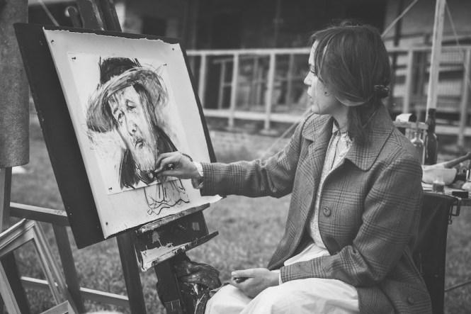 Artist career