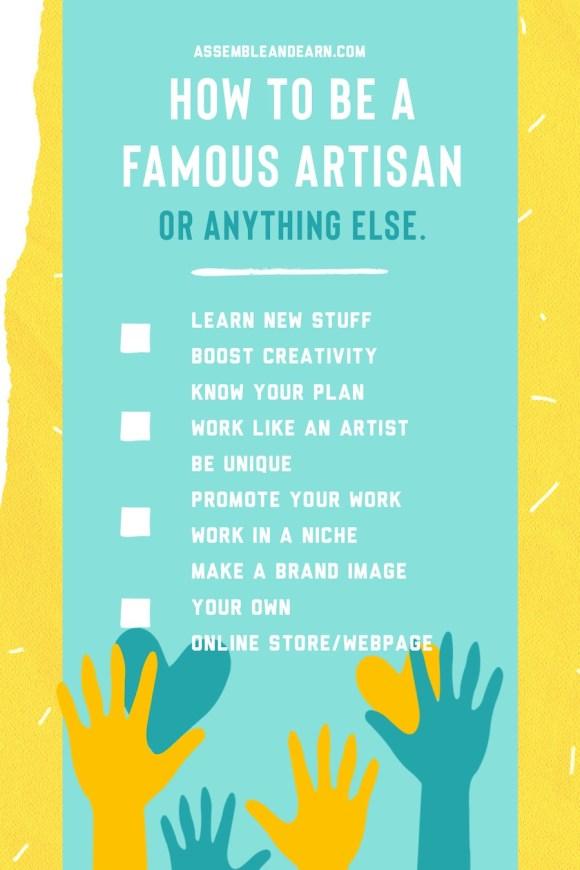 Famous artisan
