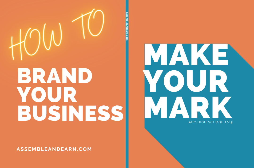 7 Easy Steps For Creating A Great Brand Image For A Craft Business