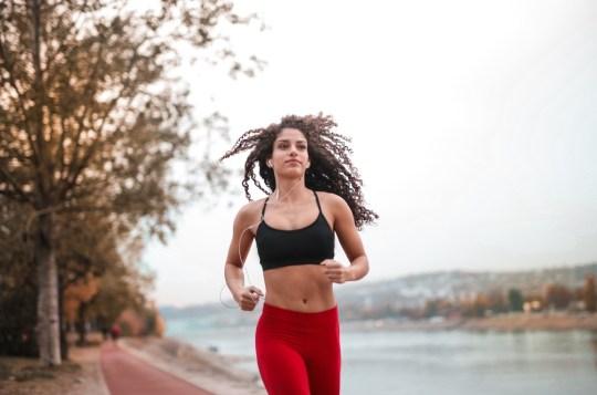 Running jogging