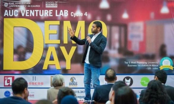 AUC Venture Lab Demo by ASSESS Talent Management