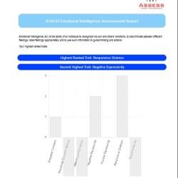 ASSESS Emotional Intelligence Report