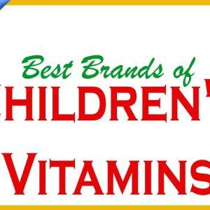 Children's Supplements