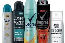 Deodorants & Antiperspirants