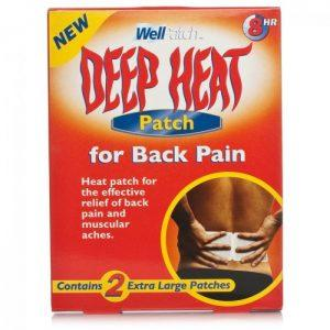 Heat Patches