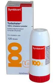Buy Symbicort 100 6 Turbohaler Asthma Treatment Asset