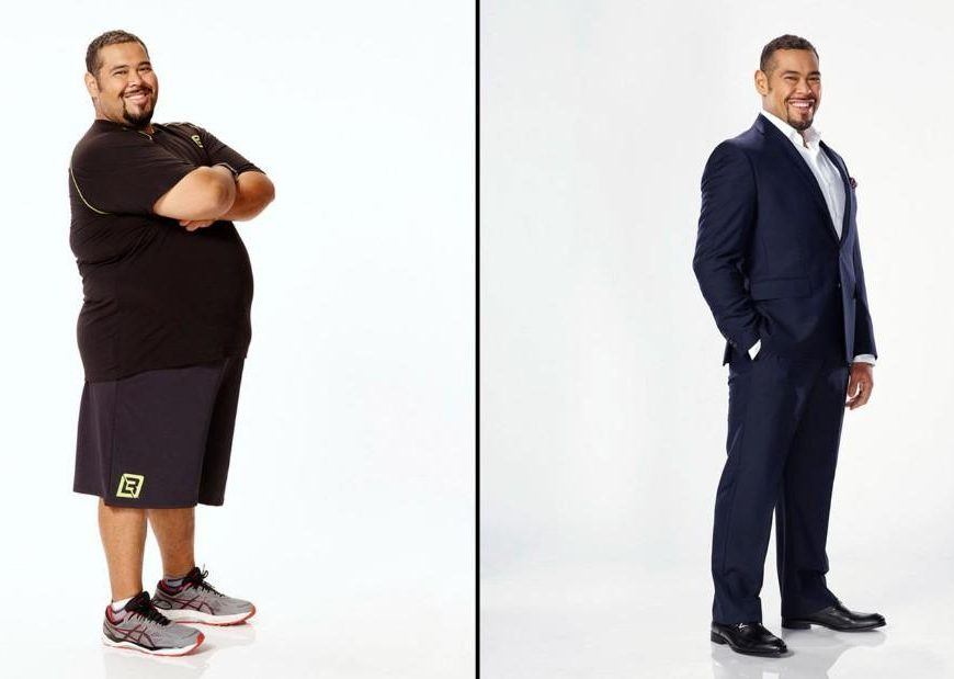 What sets apart the 'Biggest Losers' who keep off the weight