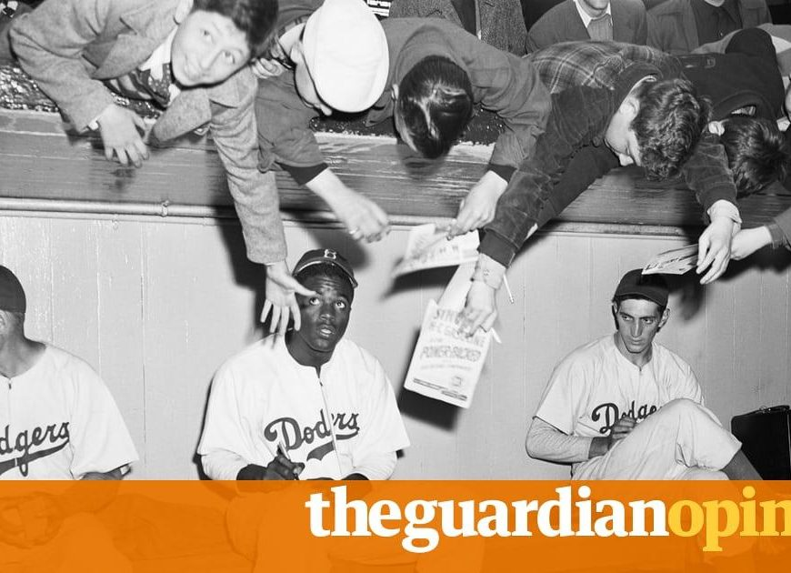 Colin Kaepernicks dignified protest echoes the spirit of Jackie Robinson | Richard Williams